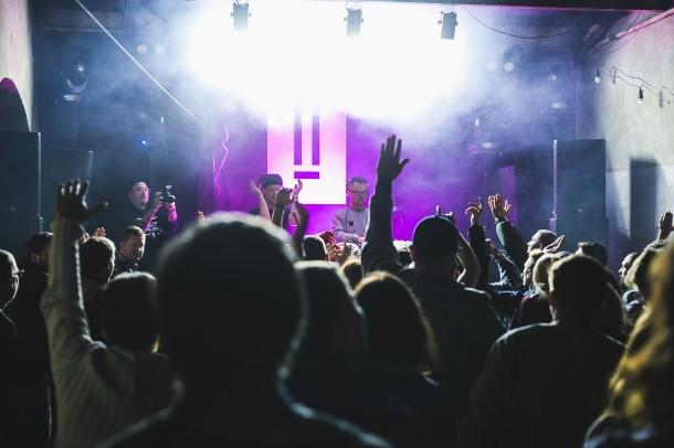 UNDER festival press pic