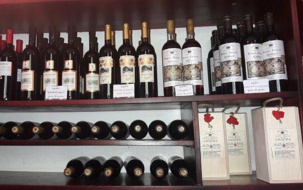 Batumi-vino